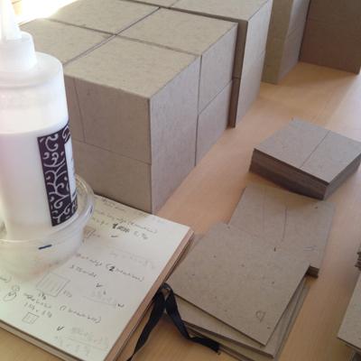 lotsa boxes