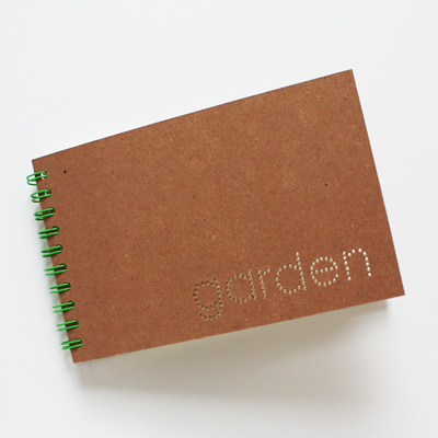 garden journals!
