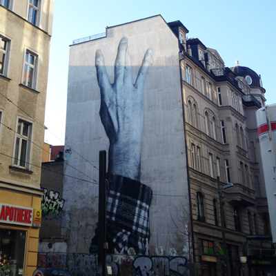 berlin : graffiti