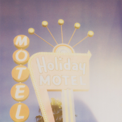 motel on the strip