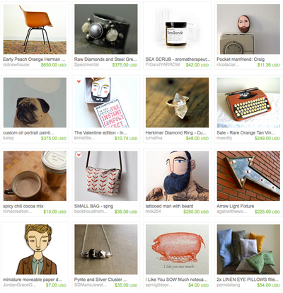 etsy : treasury : things i want!