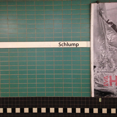 loved this u-bahn station name: schlump