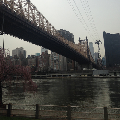 59th street bridge from roosevelt island