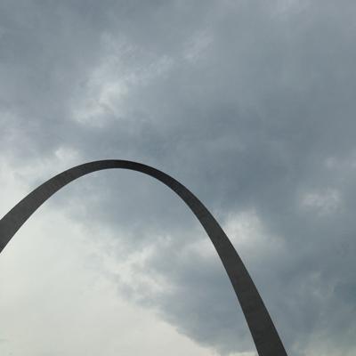 obligatory arch photo