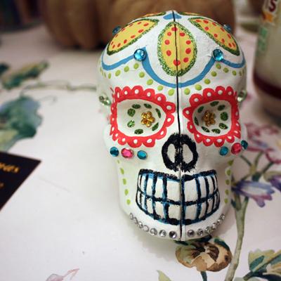 rachel's skull!