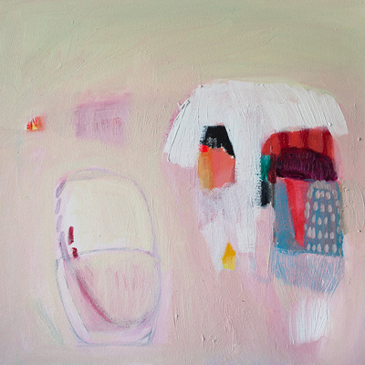 etsy : lola donoghue : abstract painting