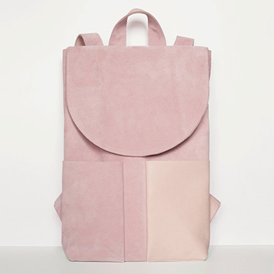 etsy :: mum & co. : backpack ii pink
