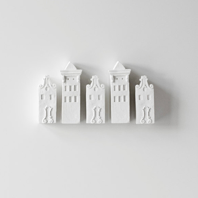 etsy : poast : amsterdam architectural wall installation