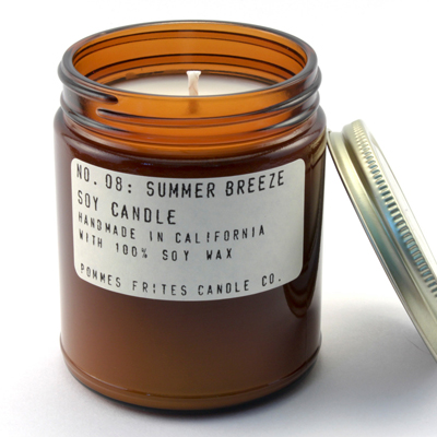 etsy : pommes frites candle co : no. 8: soy wax candle