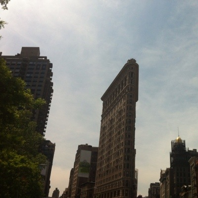 flat iron building